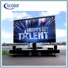 Good price full color outdoor P5 waterproof advertising led screen display