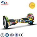 Top Selling Hands-free LED Light Smart Bluetooth Self Balancing Electric Scooter