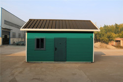 High quality plan luxury container tool house department