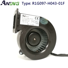0-10v/pwm control 097mm plastic small mini inlet high pressure centrifugal fan