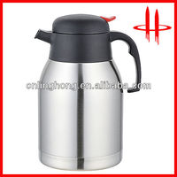 BPA free double wall stainless steel coffee pot / thermos/ carafe