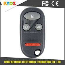 KOBUTAH2T 4 button China manufacturer remote key for Honda /Accord 1998-2002