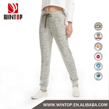 2016 Top Quality wholesale cute blank jogger pants dressy for women