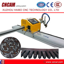 high definition good performance metal fabric plasma key cutting machine