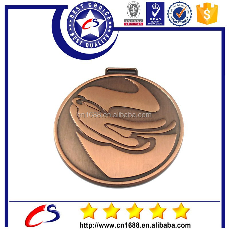 high quality Custom Logo award medal, trophy medal, medal awards