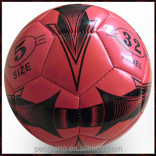Official Size 5 Machine Stitched Foam Soccer Ball