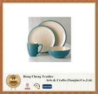 Restaurant Daily Use Ceramic China Dinnerware