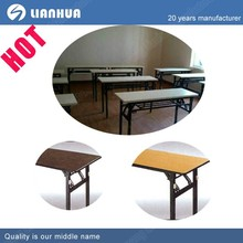 small easy move short folding table