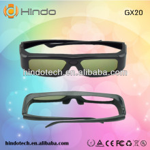 Rechargeable cheap LCD 3d tv active shutter glasses for sharp/sony/panasonic tv