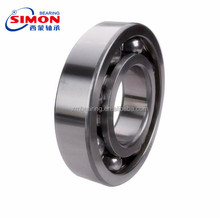China rolamentos deep groove ball bearing 6006 motorcycle engine ball bearing price list