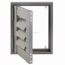 Manufacture Direct Aluminum Window Adjustable Louver Shutters