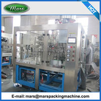Small Filling Line For Beverages