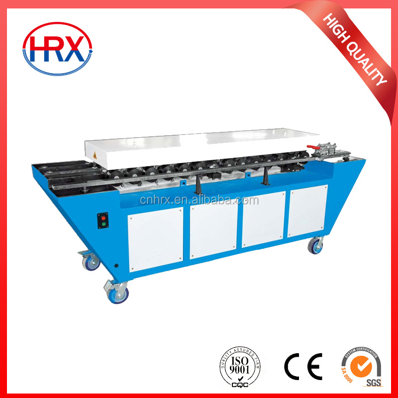 Metal Sheet Flange Forming Machine for Air Duct,metal sheet flange forming machine
