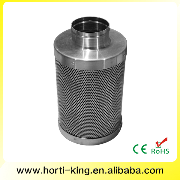 hydroponics odor removal blower air filter for air ventilation system