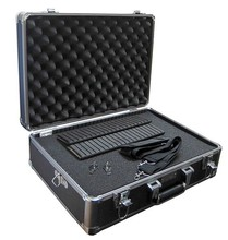 Aluminum Security firm Computer Case,Aluminum briefcase,Laptop carrying case