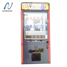 Games park vending machine key master lock arcade game machine for sale