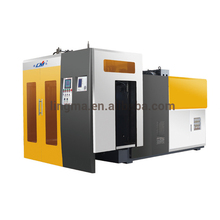 Quick and easy plastic injection blow benchtop molding machine