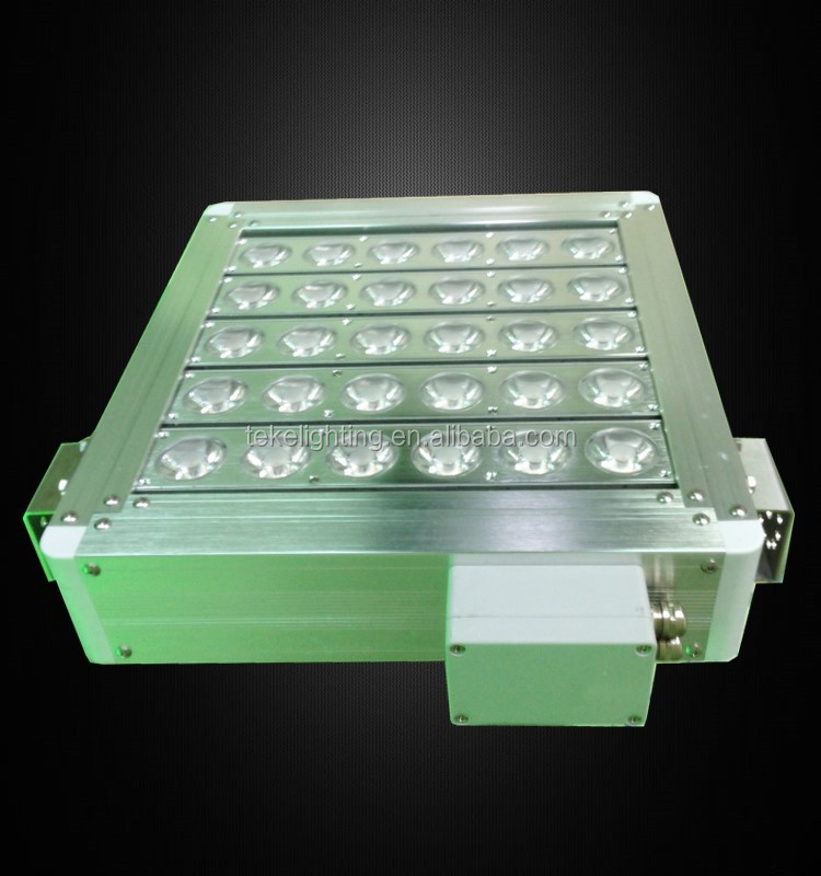 Wholesale market ex-facroty price 700 watt LED sports floodlights for football stadium lighting with ies files support