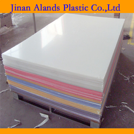 Clear cast acrylic clear hard plastic sheet 2.5mm