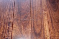 smooth prefinished acacia walnut hardwood flooring