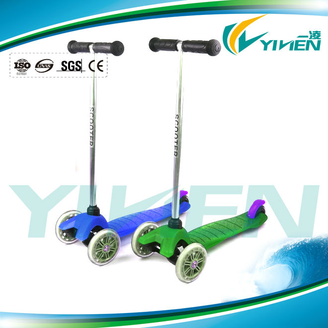 Children Mini Kick Scooter, three wheel best kick scooter for kids