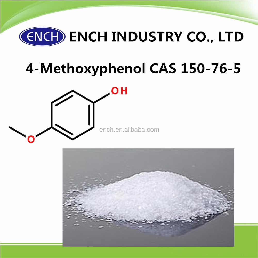 4-Methoxyphenol CAS 150-76-5