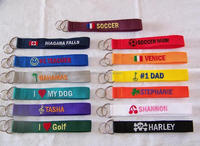 Custom Personalized Key Ring Chain FOB Promotional Favors Gift Bags ID TAG