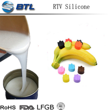 Food & Skin Safe RTV Addition Platinum Cure Silicone Rubber