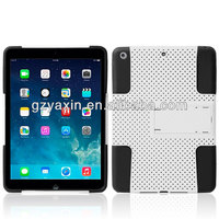 New arrival protective silicon case for ipad air,clear case for ipad air