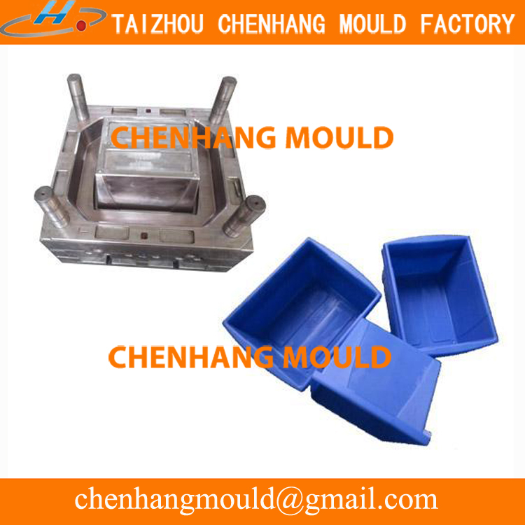 Plastic water tanks mould design and make in Taizhou