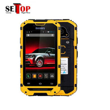 Handphone outdoor Discovery V6 android rugged smartphone 4.0 Inch IPS screen MTK6572 5.0MP 10mp camera android mobile phone