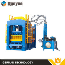 QT6-15B Automatic Hydraulic Cement Hollow Block Making Machine Price Check South Africa