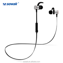 Best selling bluetooth headset good sound wireless earphone rohs headphone handfree for sports