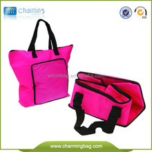 Foldable Shopping bag Reusable Polyester bag