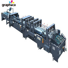 high speed semi automatic folder gluer