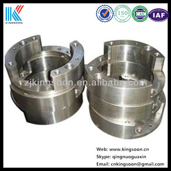 Aluminium part cnc machining