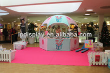 outdoor display promotional tent