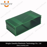 OEM Extruded Aluminum Profile Extrusion Electrical Enclosure