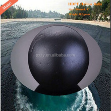 Plastic Hollow Ball HDPE plastic Bird Floating ball with UV Resistant