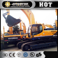 Hyundai amphibious excavator R305LC-9T rc hydraulic excavator with attachments for sale