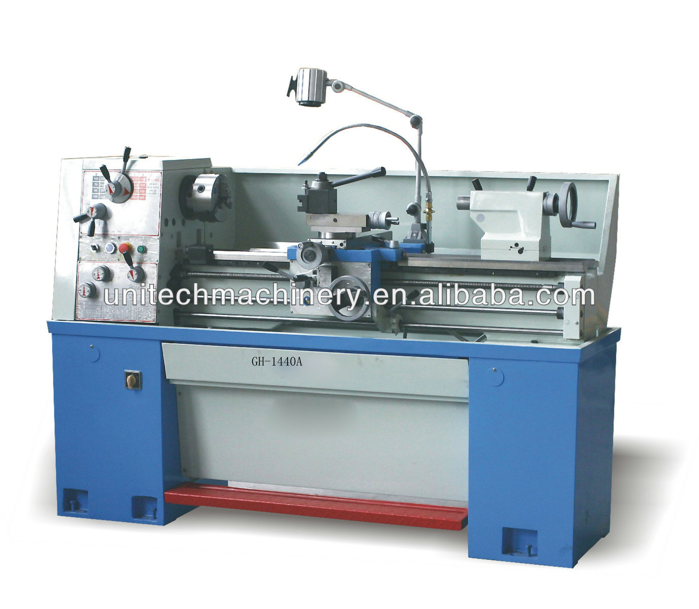 precision horizontal high speed gap bed lathe GH-1440A