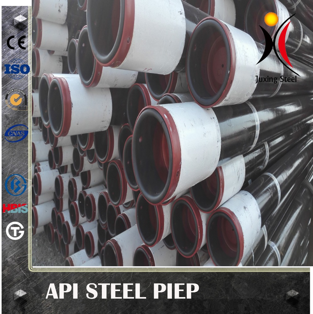 API SPEC 5L seamless steel pipe products in high demand