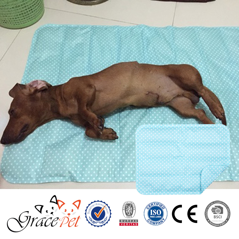 [Grace Pet] Wholesale Healthy Pet Products Cooling Dog Beds Cooling Dog Mats