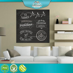 Home / Office Removable Useful Chalkboard Sticker Wall Decals