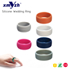 Mens and womens Silicone Wedding Ring