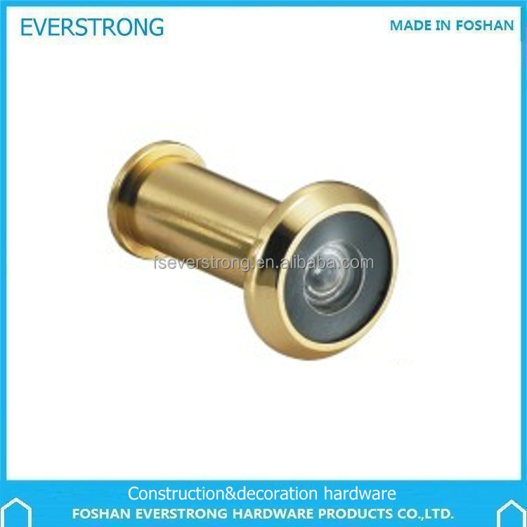 EVERSTRONG VD001 brass door viewer