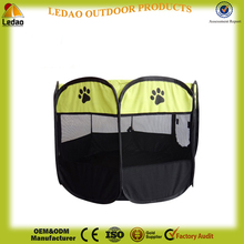 2018 Newest Pet Cat Dog Playpen Puppy Kennel Tent Crate Free Carrying Bag