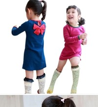China Wholesale Kids Clothes Fashion Traditional Party Girls' Dress