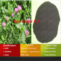 100% Narural Plant Extract Red Clover P.E.