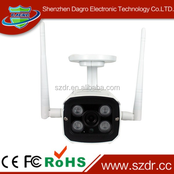 Hot New Outdoor H.264 HD 720P CCTV Security Network WIFI IP Video Camera
